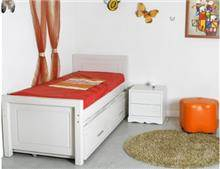 מיטת יחיד אלגנטית