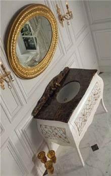 ריהוט קלאסי לחדר האמבטיה