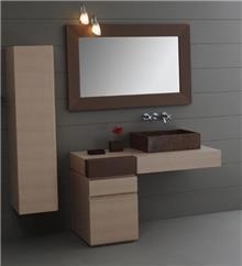 ריהוט עץ לחדר האמבטיה