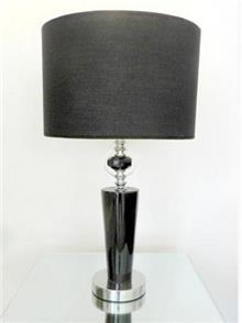 מנורת שולחן פורצלן