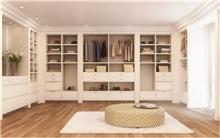 חדר ארונות מרווח - Samgal concept
