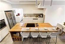 מטבח יוקרה מעוצב - Samgal concept