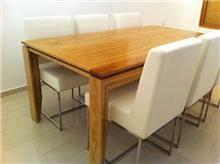 שולחן לפינת האוכל