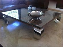 שולחן מרובע לסלון