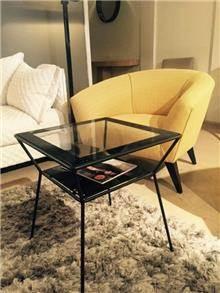 """נוף עיצובים פלוס בע""""מ - שולחן סלון רטרו"""