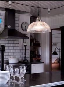 מנורה מעוצבת לסלון