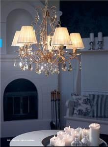 מנורה תלויה לתקרה
