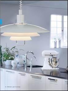 מנורה לבנה