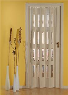 דלת אקורדיון מעוצבת