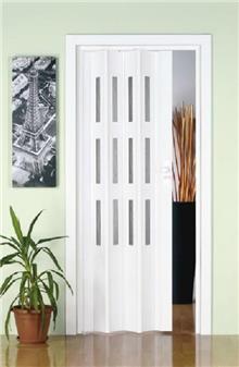 דלת הרמוניקה לבנה