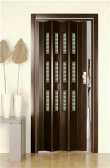 דלת מתקפלת בגוון ונגה
