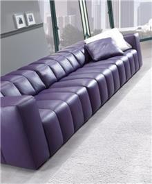 ספה סגולה