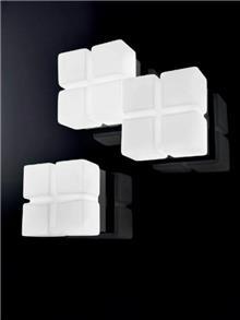 מנורת קיר לבנה