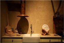 קולט אדים מעוצב למטבח