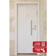 דלת חוץ חסינה