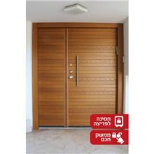 דלת רחבה במיוחד