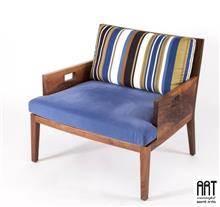 כורסא מעוצבת לסלון