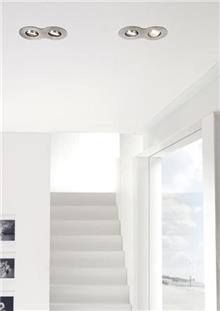 luce תאורה - עודפים - מנורת קיר שקועה