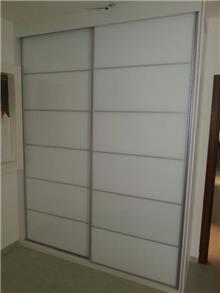 ארון לבן 2 דלתות