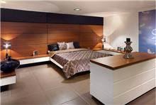 חדר שינה בסגנון מודרני