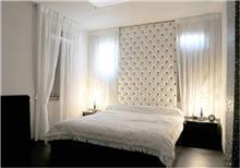 חדר שינה בעיצוב קלאסי
