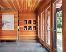 חלונות בעיצוב מודרני