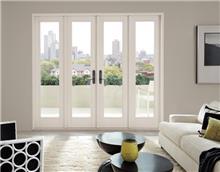 חלון-דלת בסגנון מודרני