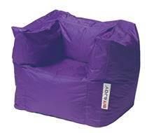פוף כורסא בסגול