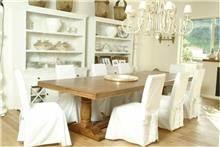 שולחן אוכל ארוך