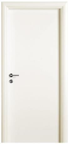 דלת שמנת בעיצוב חלק