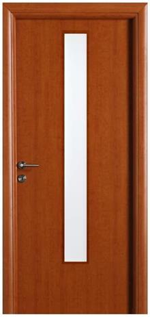 דלת עם צוהר רחב