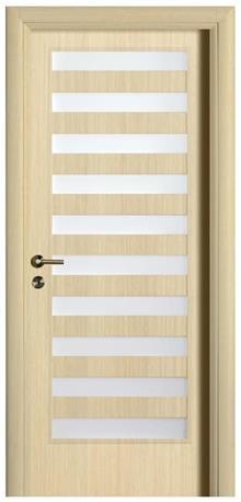 דלת אלון בסגנון צרפתי