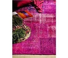 שטיח ורוד לבית
