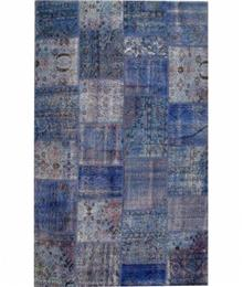 כרמל FLOOR DESIGN - שטיח כחול
