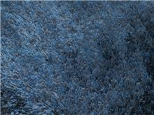 שטיח שאגי כחול