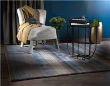 כרמל FLOOR DESIGN - שטיח פסים צבעוני מקולקציית Hermess