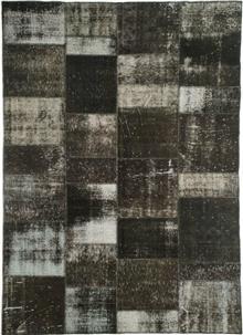 שטיח פאטצ' שחור