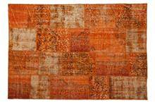 שטיח פאטצ' כתום