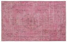 שטיח וינטאג' ורוד