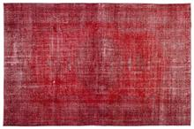 שטיח וינטאג' אדום