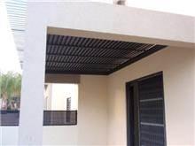 פרגולה מעוצבת בתקרה - טרלידור