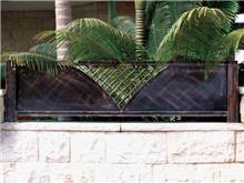 גדרות נפחות לחזית הבית - טרלידור