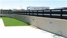 גדרות מעוצבות אטומות - טרלידור