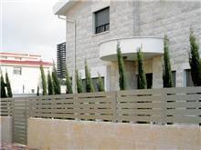גדרות פרופילים לחזית הבית - טרלידור