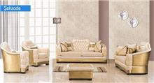 אלבור רהיטים - מערכת ישיבה בזהב
