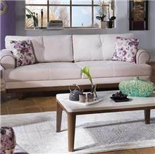 ספה תלת מושבית מעוצבת - אלבור רהיטים