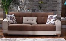 אלבור רהיטים - ספה תלת מושבית לבית