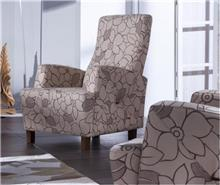 אלבור רהיטים - כורסא במראה פרחוני