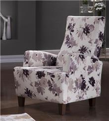 כורסא פרחונית בהירה - אלבור רהיטים