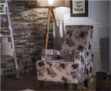 כורסאות פרחוניות - אלבור רהיטים